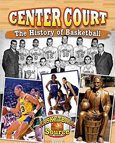 center course - the history of basketball